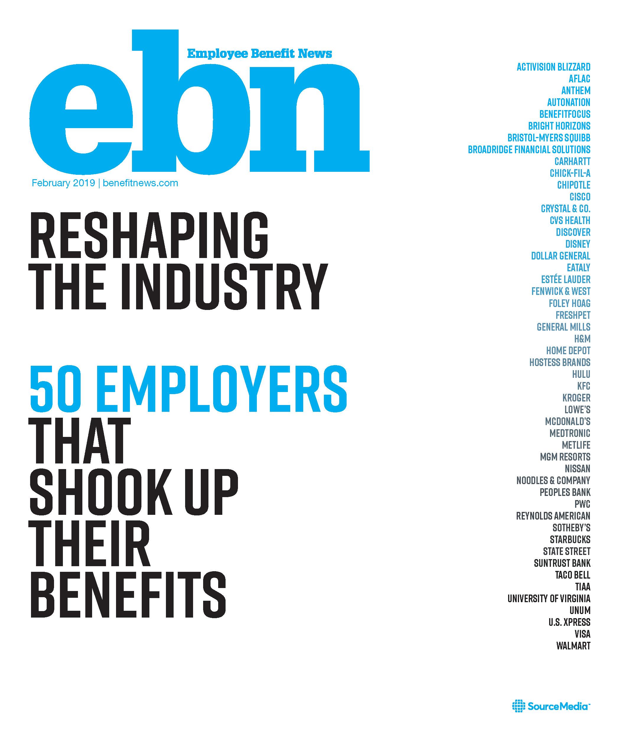 Employee Benefit News - February 2019 | Employee Benefit News