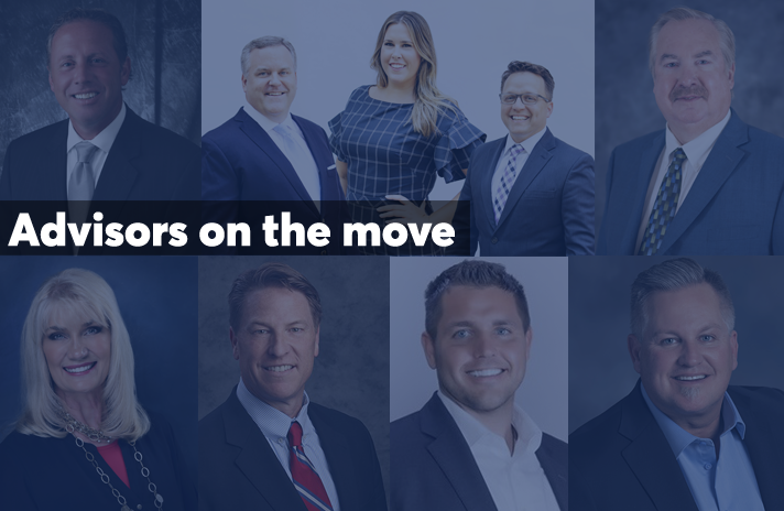 Advisors on the move: 71 of biggest, most recent jumps
