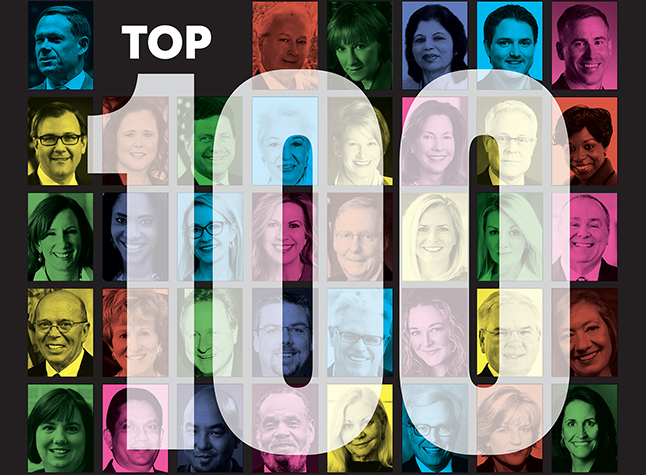 The Top 100 Most Influential People in Accounting
