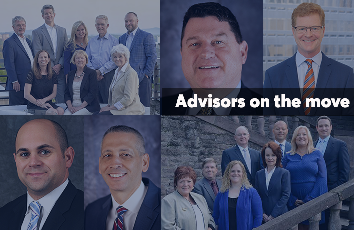 Advisors on the move: 49 of the biggest, most recent jumps