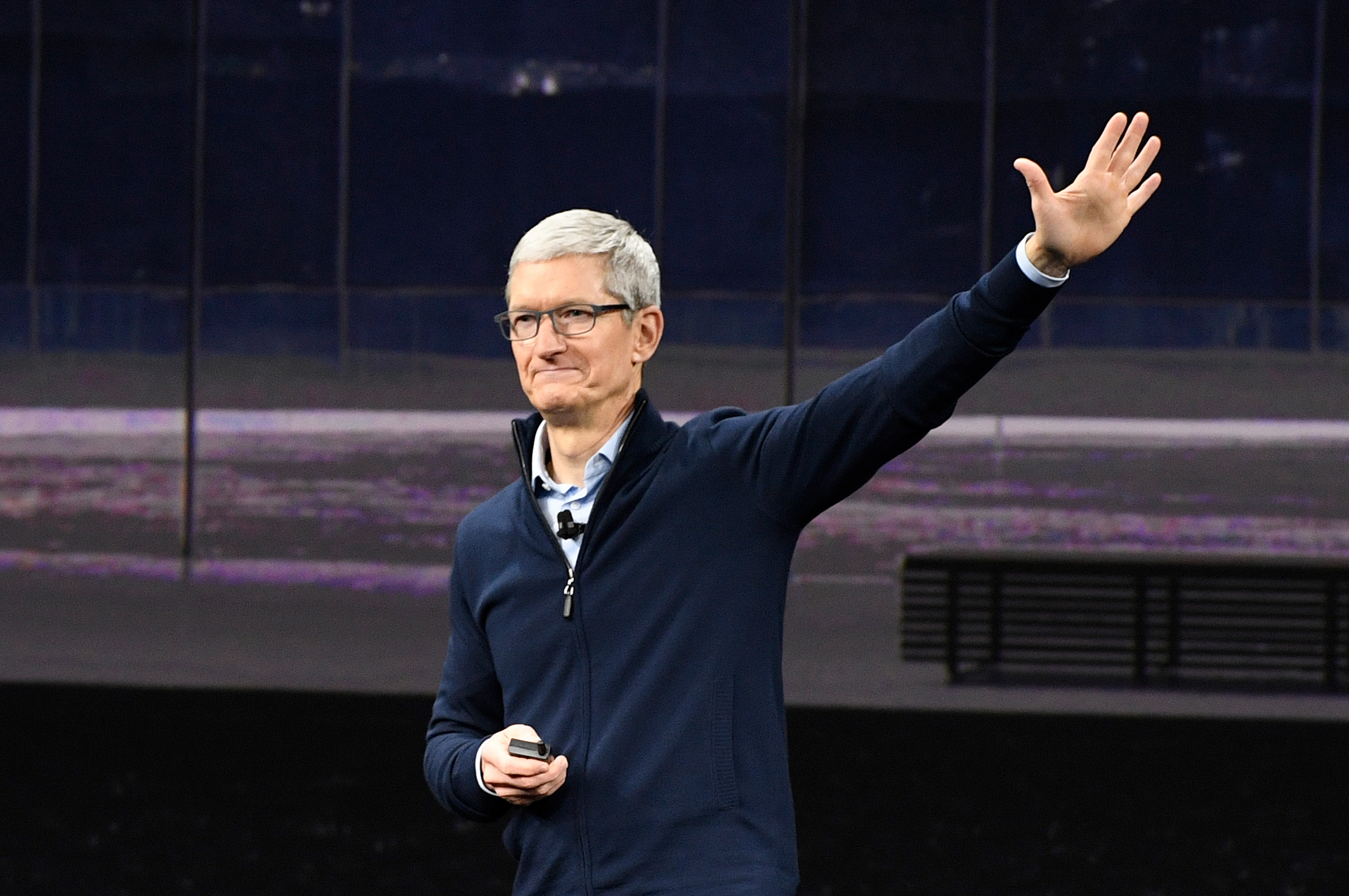 Apple Q1 2020 Results - $91.8 Billion Revenue