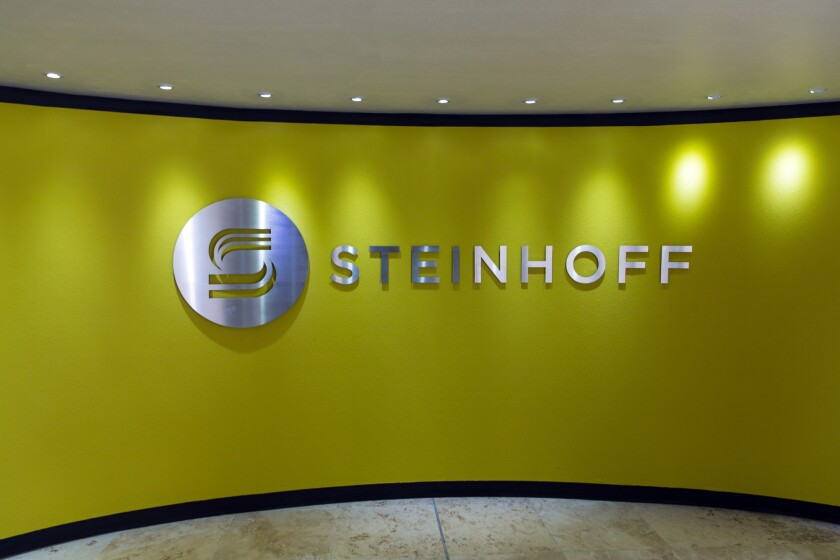 Steinhoff International Holdings NV headquarters in Stellenbosch, South Africa