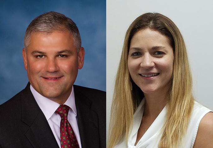 Steward Partners' Frank Hibbard and Amy Rosa
