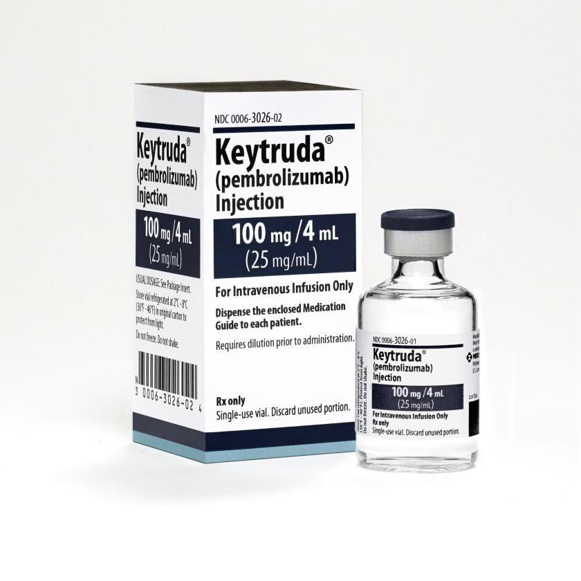 Merck Keytruda oncolytic drug