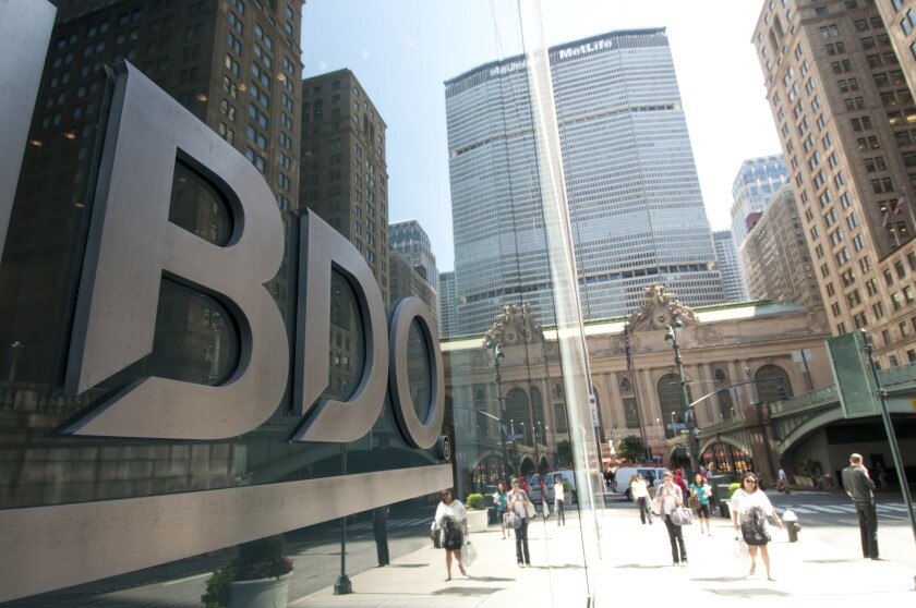 BDO New York offices