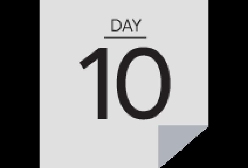 30 Days - Day 10