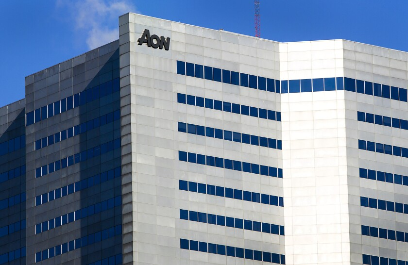 Aon Montreal HQ