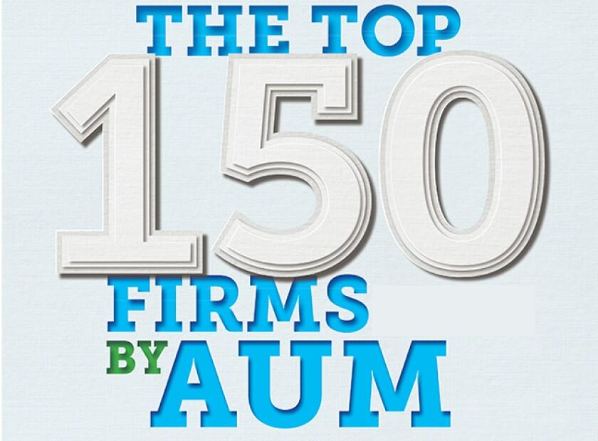 2017 Top Firms by AUM logo