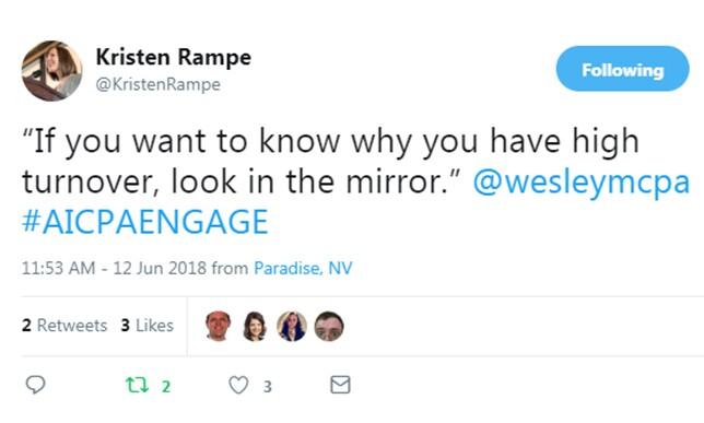 Engage 2018 - Retention