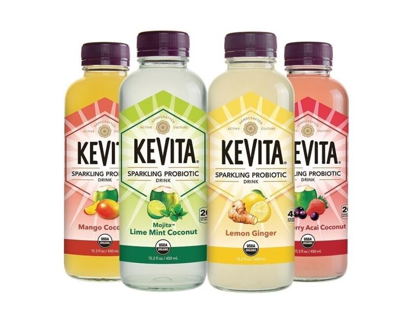 Kevita Probiotic Drinks