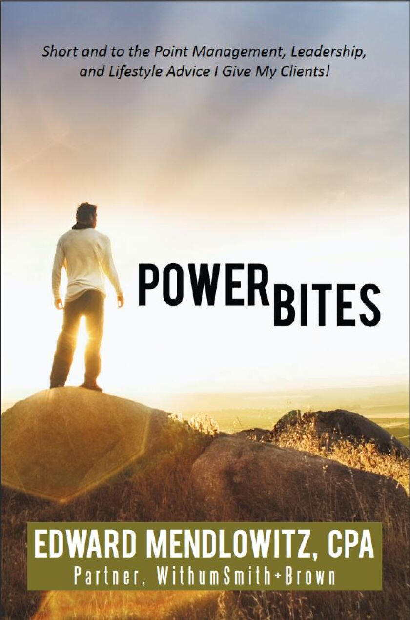 Cover of Power Bits book by Edward Mendlowitz