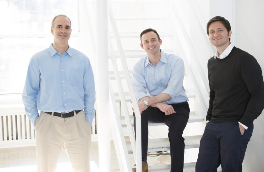 founders of quovo fintech brokerage jan 9, 2019