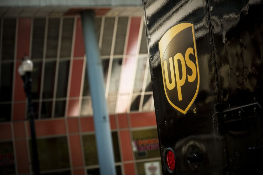 United Parcel Service Inc. Deliveries Ahead Of Earnings Figures