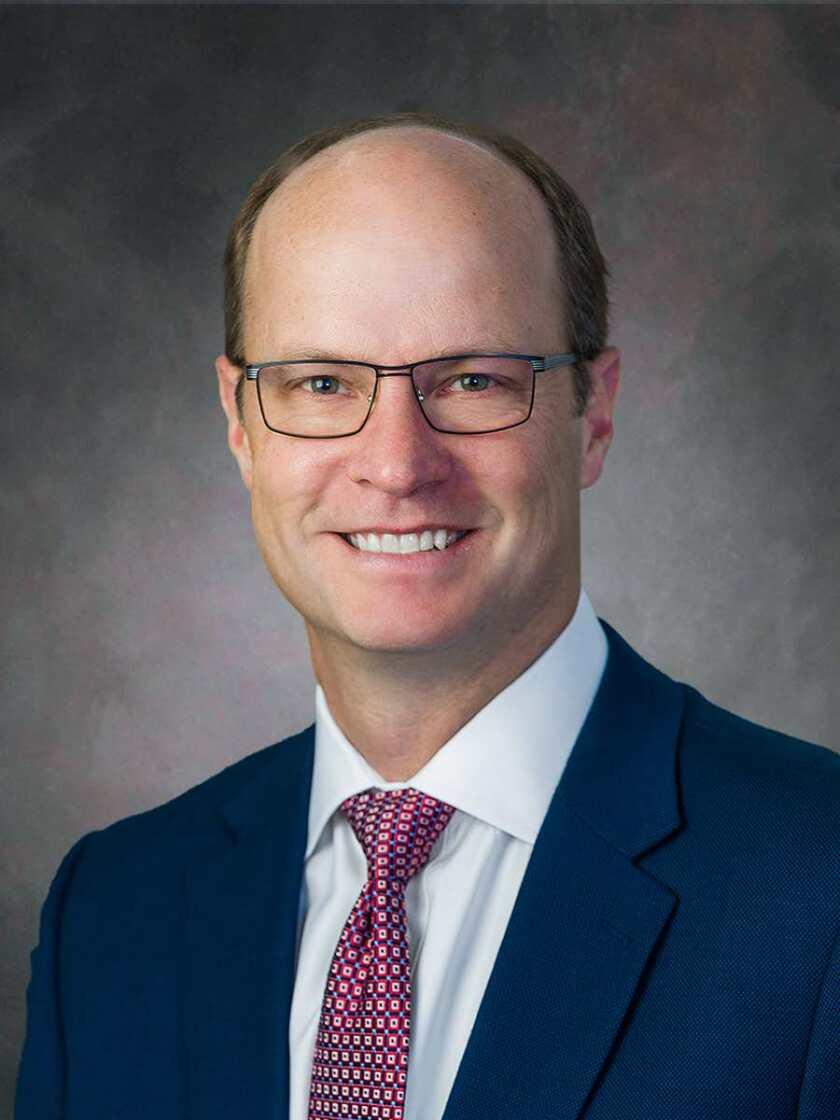 David A. Thuli Baird advisor