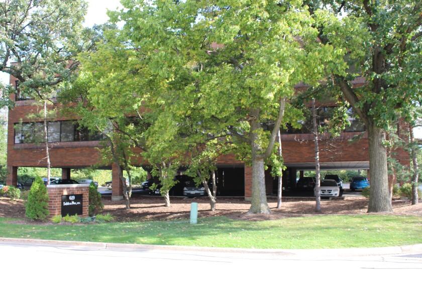 Selden Fox's office building