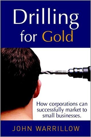 Book cover - Drilling for Gold