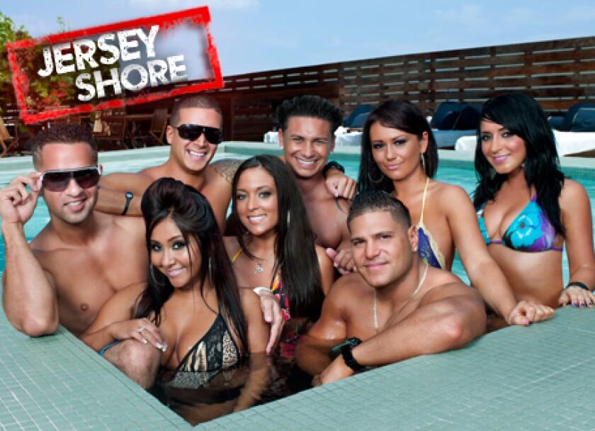 Jersey Shore MTV promo