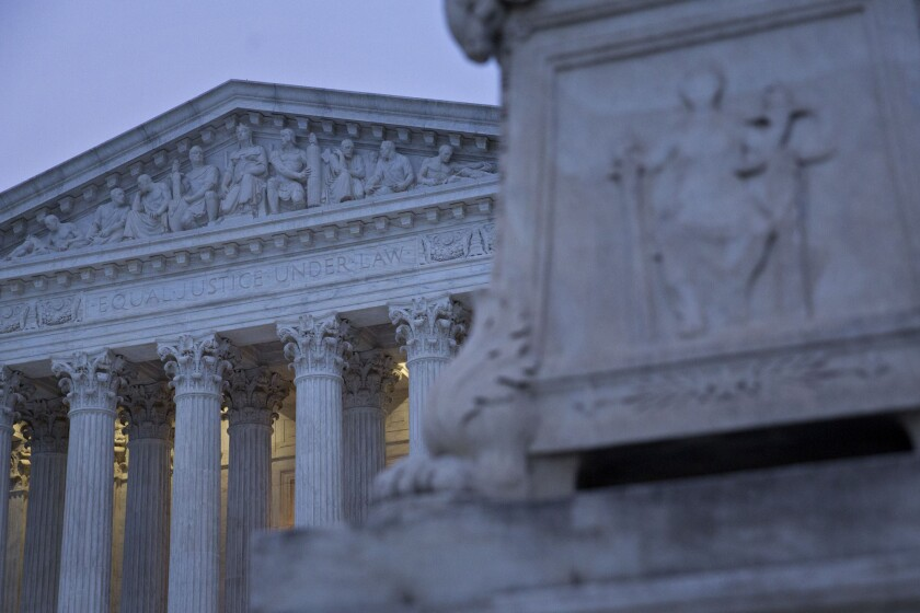 Supreme Court rules states cannot tax trusts where only