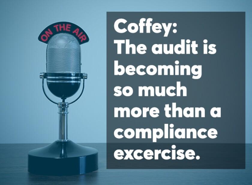 Coffey podcast screen