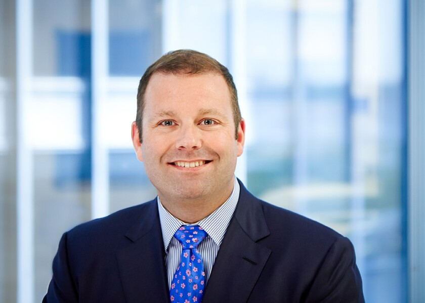 Terry Flynn is the senior sales manager at SimCorp North America, a provider of investment management software.