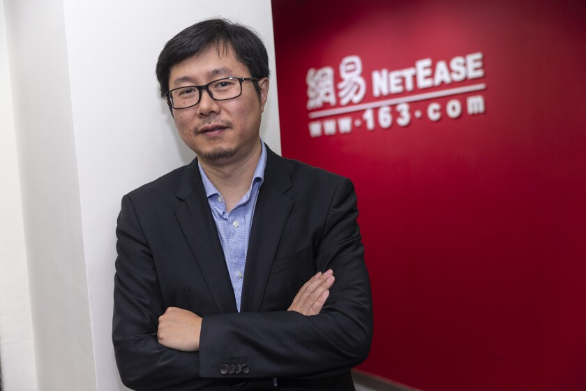 US-trained Coder Zhou Feng Is Finding NetEase a New Life Beyond Games