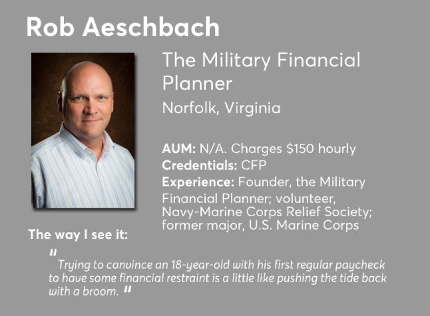 Rob Aeschbach profile