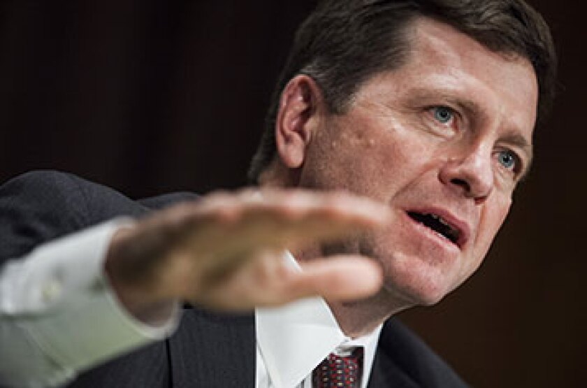 SEC Chairman Jay Clayton says the agency's proposed new database will make the prior actions of repeat offenders and fraudsters more visible to investors.