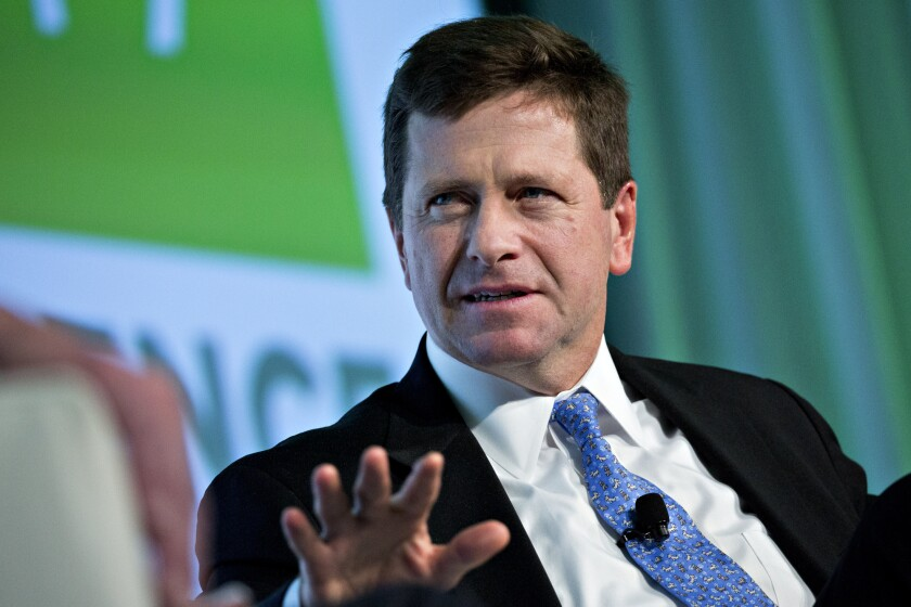 SEC Chairman Jay Clayton has asked staff to build upon a proposal that was nearly adopted before the 2008 financial crisis, according to people close the matter.