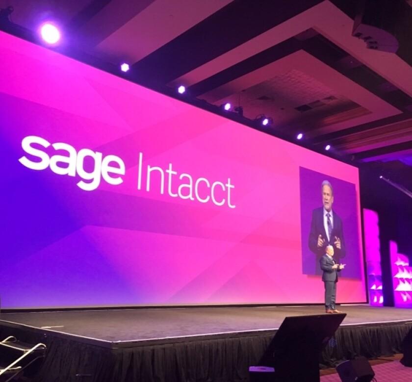 Sage Intacct Advantage 2017 Rob Reid