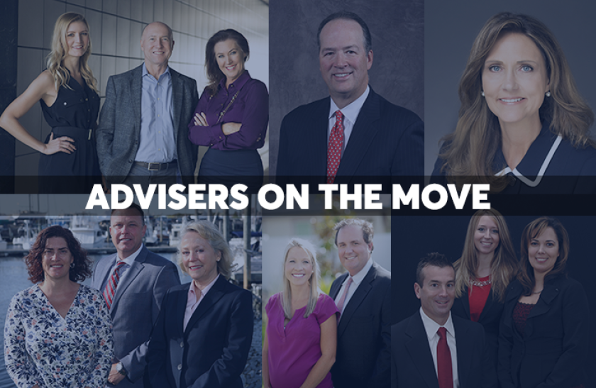 Advisers on the Move: Advisers with $5.4B in AUM join Merrill Lynch
