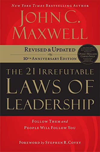 Book cover - 21 Irrefutable Laws