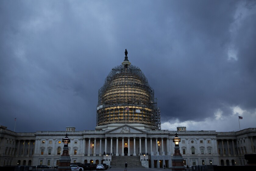 Congress-under-scaffolding-Bloomberg