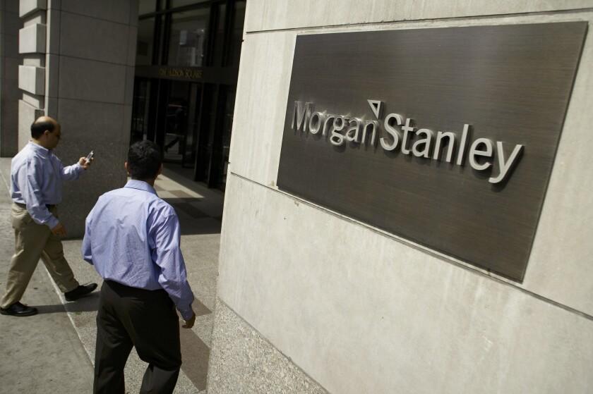 Morgan Stanley real estate