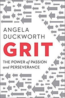 Book cover - Grit