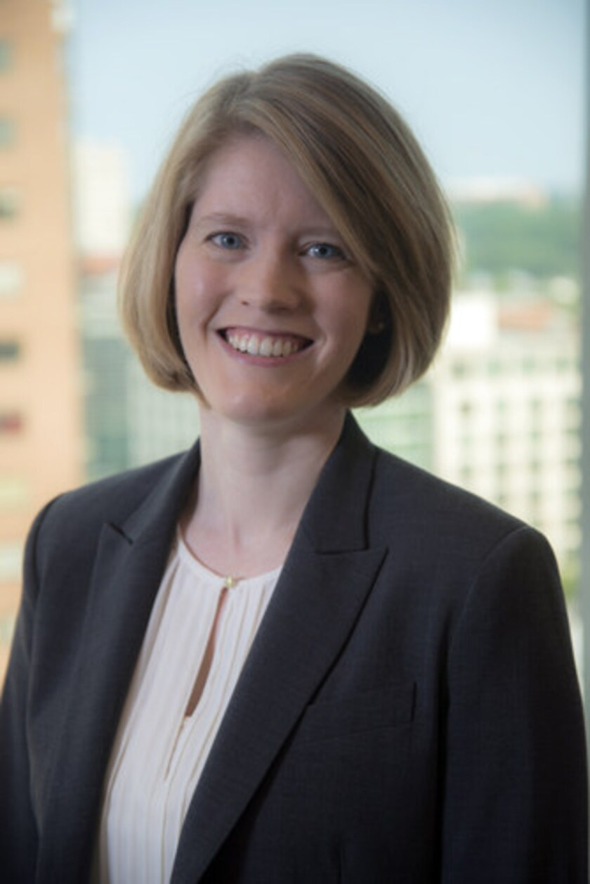 Anne Richardson was appointed chief operating officer at Calvert Research and Management.