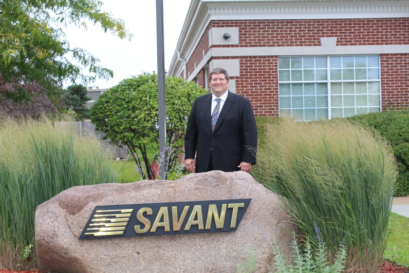 Savant CEO Brent Brodeski has strengthened the RIA's market share in the Chicagoland market.