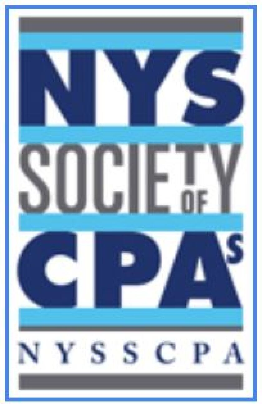 New York State Society of CPAs logo