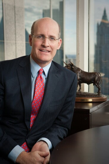Andy Sieg Merrill Lynch executive