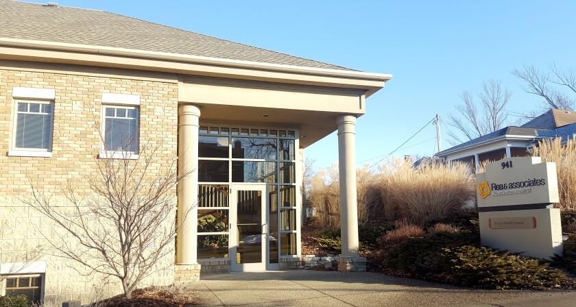 Rea & Associates' offices in Cambridge, Ohio