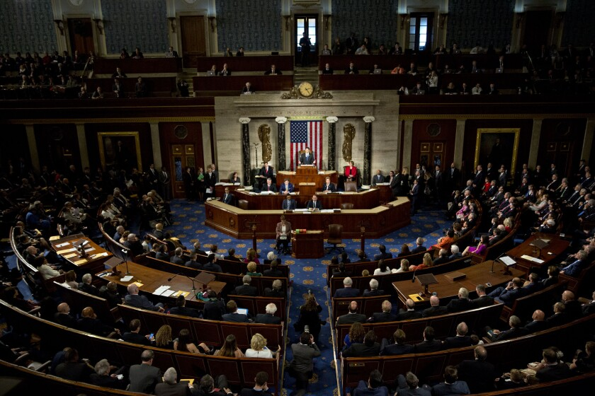 The 115th Congress convenes for the first time in 2017