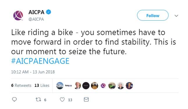 Engage 2018 - Bike stability