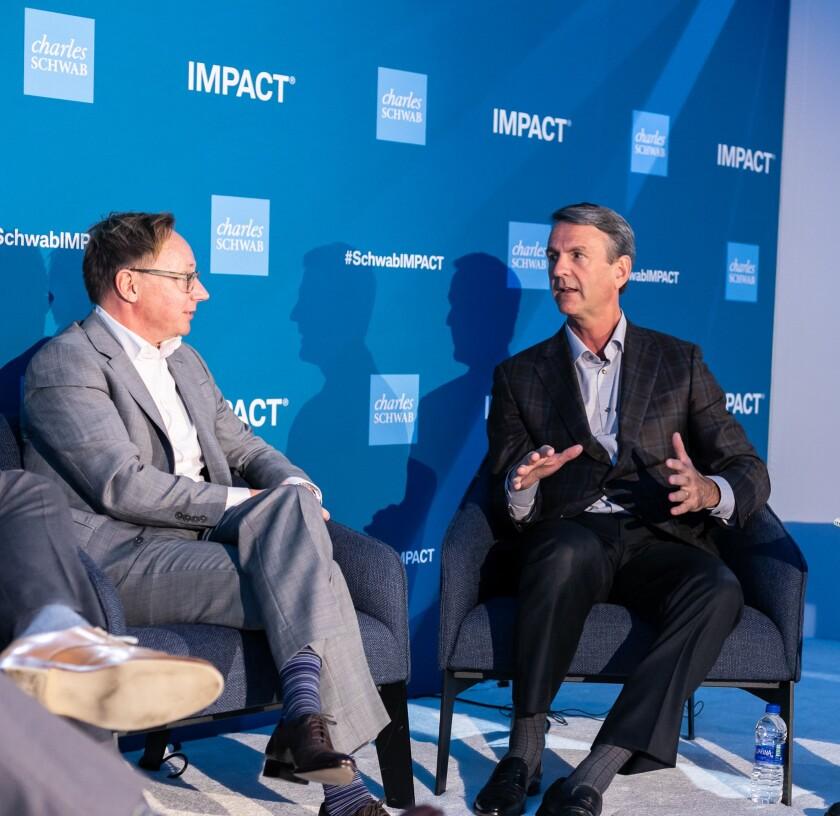 Rush Benton and David DeVoe at Schwab Impact 1119.jpg