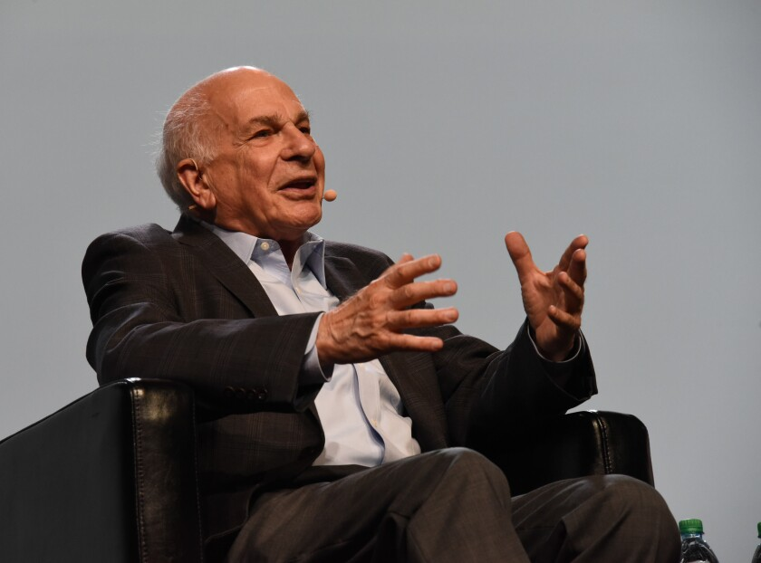 Daniel Kahneman at Morningstar Conference 2018
