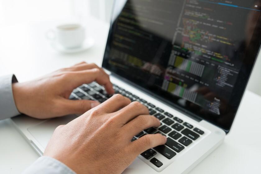 software developer adobe stock