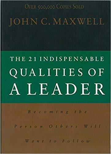 Book cover - 21 Qualities