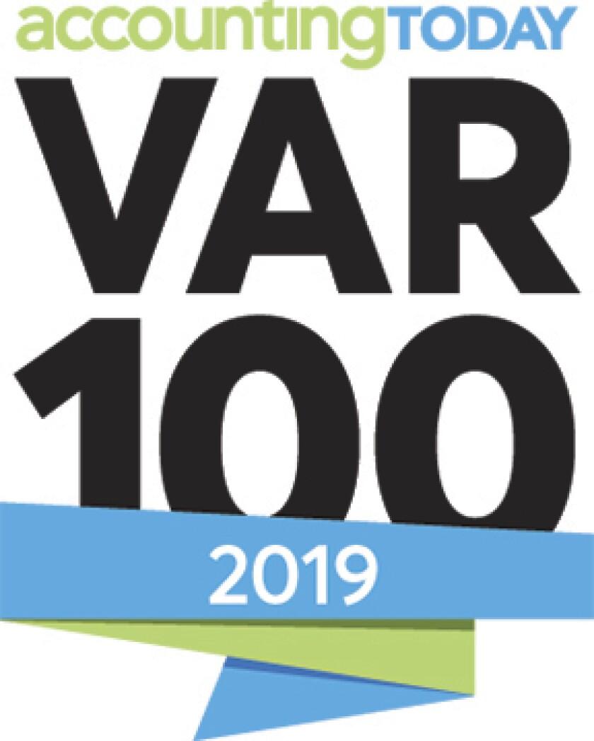 2019 VAR 100 logo full