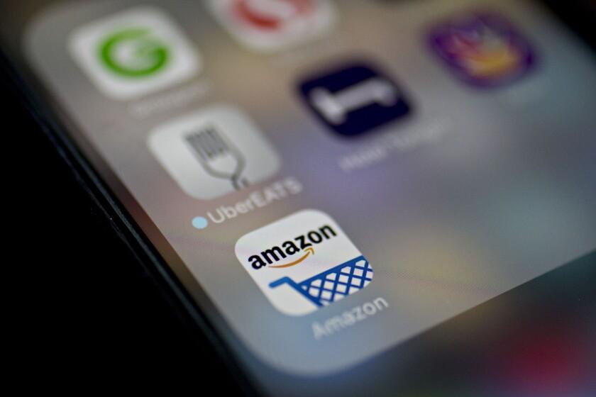 Amazon's iPhone ap