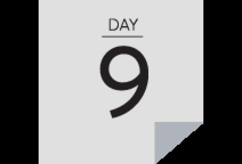 30 Days - Day 9