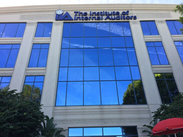 Institute of Internal Auditors headquarters in Florida