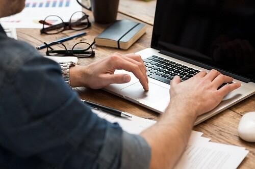 Test-survey-study-online-computer-work-strategy